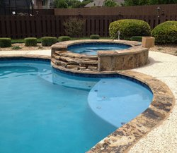 Custom Feature #004 by Pool And Patio