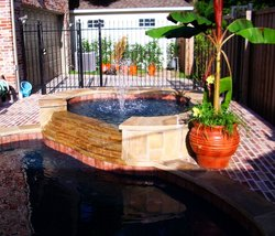 Custom Feature #005 by Pool And Patio