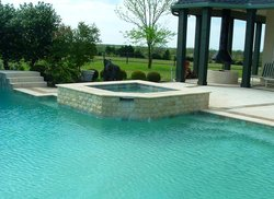 Custom Feature #008 by Pool And Patio