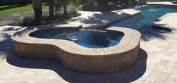 Custom Feature #021 by Pool And Patio