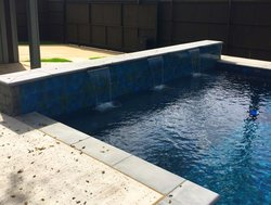 Custom Feature #022 by Pool And Patio