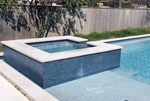 Custom Feature #030 by Pool And Patio