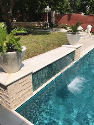Custom Feature #032 by Pool And Patio