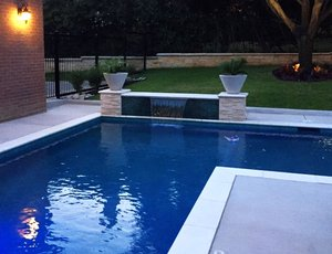 Custom Feature #033 by Pool And Patio