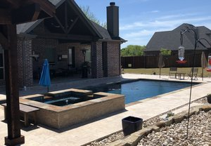 Custom Feature #034 by Pool And Patio