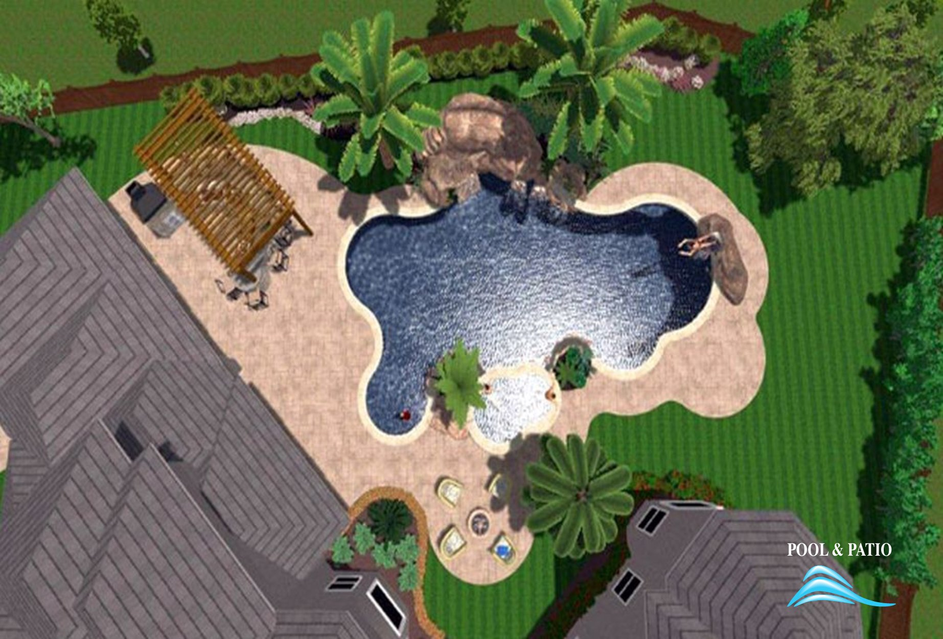 Design Service #001 By Pool And Patio ...