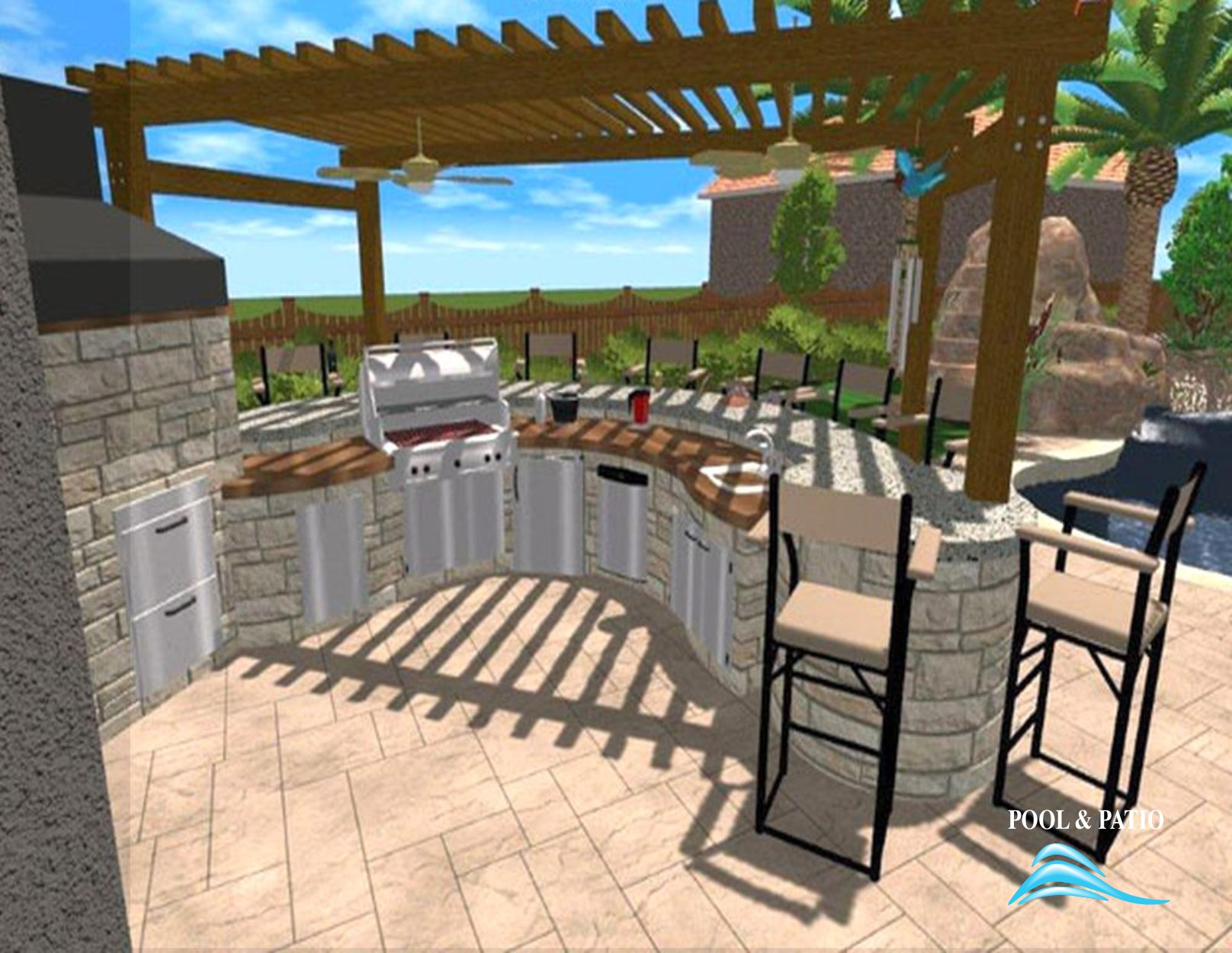 ... Design Service #002 By Pool And Patio ...