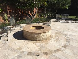 Firepit #001 by Pool And Patio