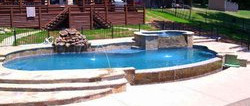 Gunite Pool #002 by Pool And Patio