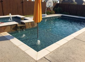 Gunite Pool #027 by Pool And Patio