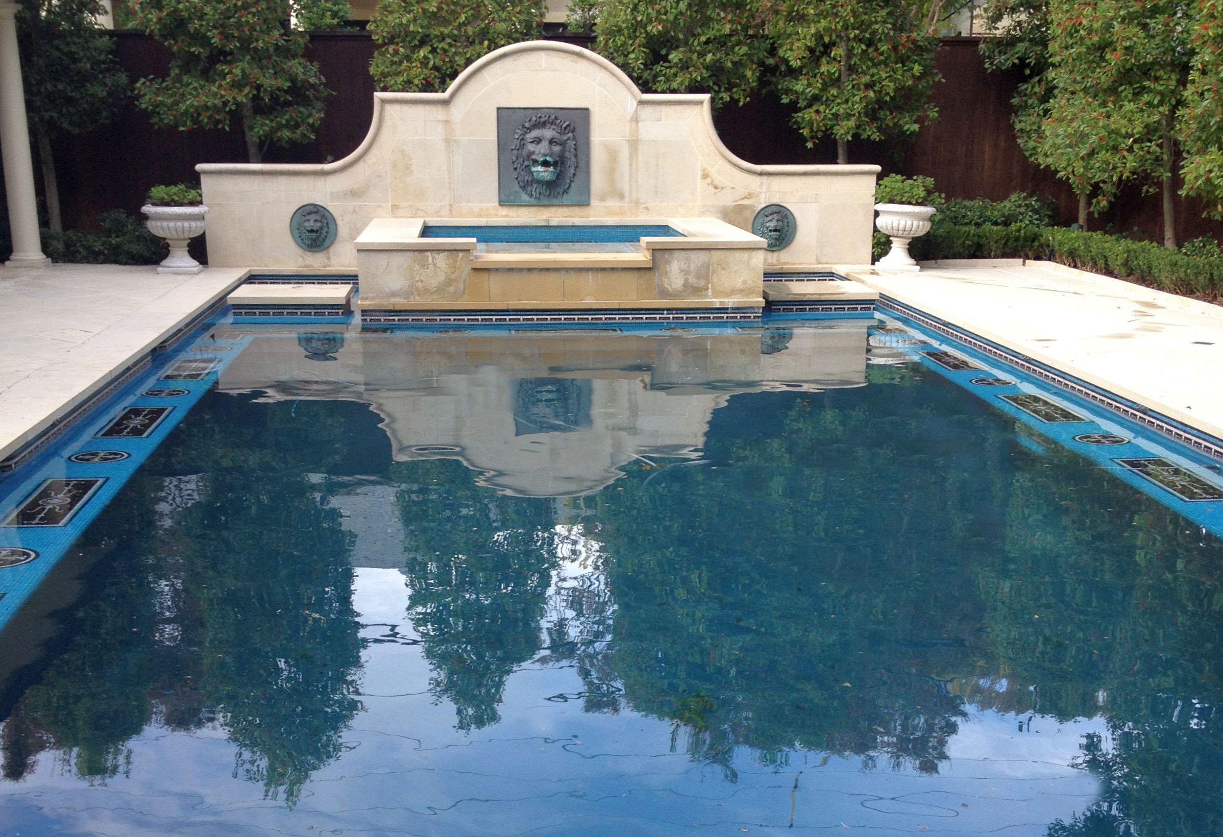 ... Gunite Pool #012 By Pool And Patio ...